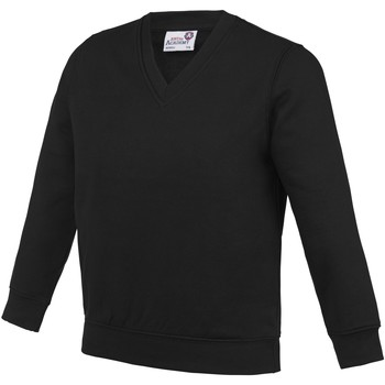 Textiel Kinderen Sweaters / Sweatshirts Awdis AC03J Zwart