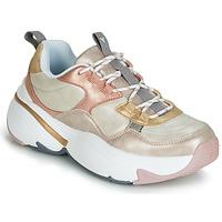 Schoenen Dames Lage sneakers Victoria AIRE METALICO NACAR Beige