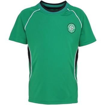 Textiel Kinderen T-shirts korte mouwen Celtic Fc OF801 Groen