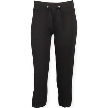 Textiel Dames Trainingsbroeken Skinni Fit SK423 Zwart