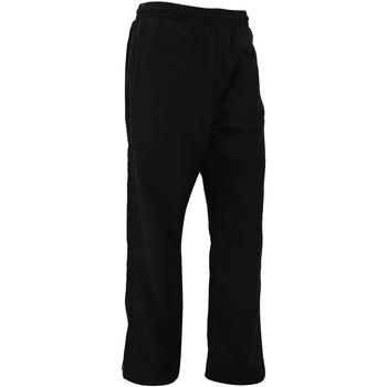 Textiel Heren Trainingsbroeken Finden & Hales LV820 Zwart