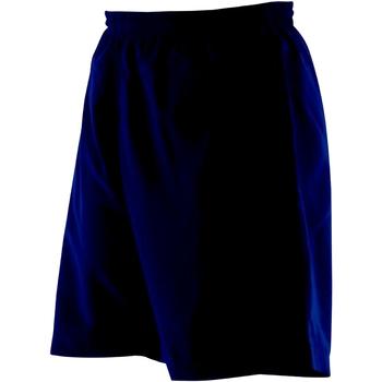 Textiel Heren Korte broeken / Bermuda's Finden & Hales LV830 Marine