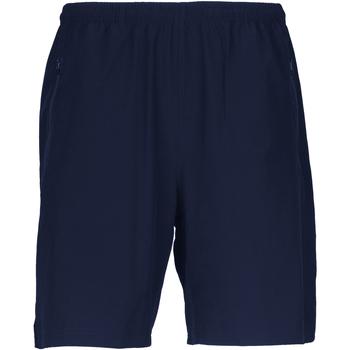 Textiel Heren Korte broeken / Bermuda's Finden & Hales LV817 Marine