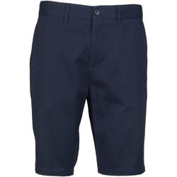 Textiel Heren Korte broeken / Bermuda's Front Row FR605 Marine