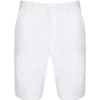 Textiel Dames Korte broeken / Bermuda's Front Row FR606 Wit
