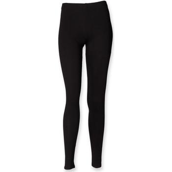 Textiel Meisjes Leggings Skinni Fit SM064 Zwart