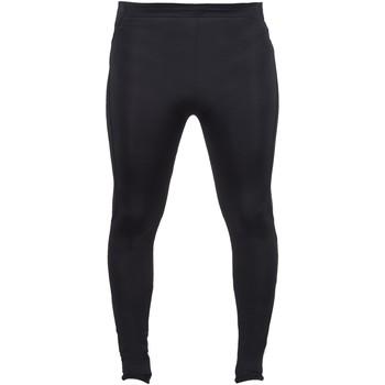 Textiel Heren Leggings Tombo Teamsport TL670 Zwart