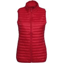 Textiel Dames Dons gevoerde jassen 2786 TS19F Rood