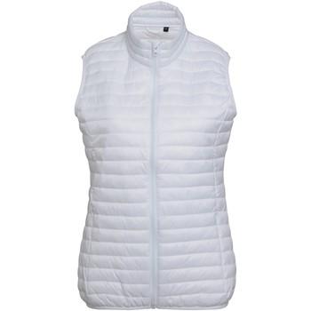 Textiel Dames Dons gevoerde jassen 2786 TS19F Wit