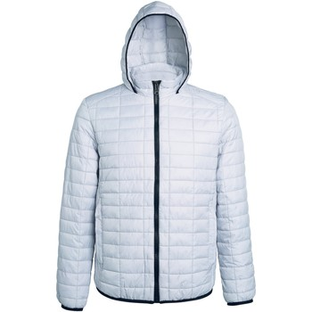 Textiel Dames Dons gevoerde jassen 2786 TS23F Wit