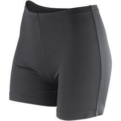 Textiel Dames Korte broeken / Bermuda's Spiro S283F Zwart