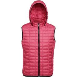 Textiel Heren Dons gevoerde jassen 2786 Honeycomb Rood