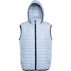 Textiel Heren Dons gevoerde jassen 2786 Honeycomb Wit