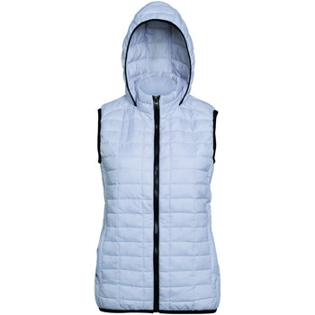 Textiel Dames Dons gevoerde jassen 2786 TS24F Wit