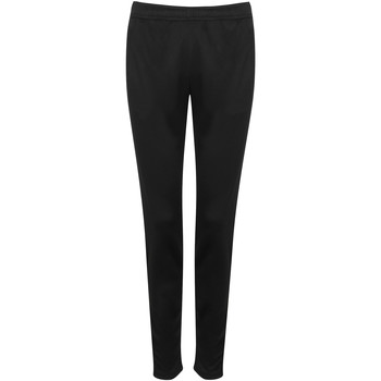 Textiel Dames Trainingsbroeken Tombo TL581 Zwart