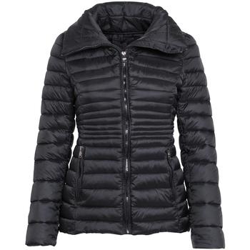 Textiel Dames Dons gevoerde jassen 2786 TS27F Zwart