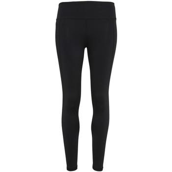 Textiel Dames Leggings Tridri TR031 Zwart