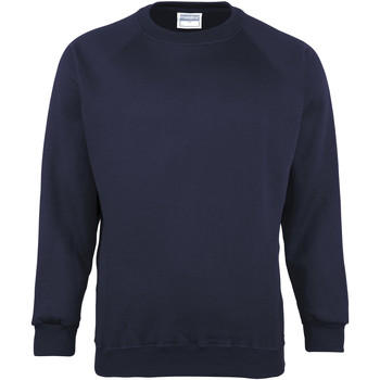 Textiel Kinderen Sweaters / Sweatshirts Maddins MD01B Marine