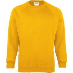 Textiel Kinderen Sweaters / Sweatshirts Maddins MD01B Zonnebloem