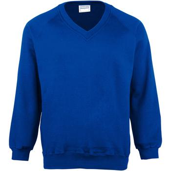 Textiel Kinderen Sweaters / Sweatshirts Maddins MD02B Koninklijk