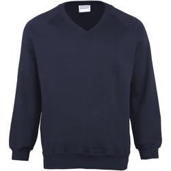 Textiel Kinderen Sweaters / Sweatshirts Maddins MD02B Marine