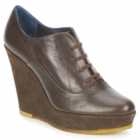 Schoenen Dames Low boots Castaner FUSTA Bruin