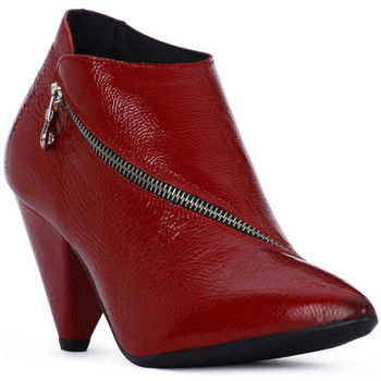 Schoenen Dames Low boots Juice Shoes ROSSO NAPLAK Rosso