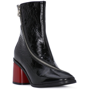 Schoenen Dames Low boots Juice Shoes NAPLAK NERO Nero