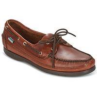 Schoenen Heren Bootschoenen Sebago SCHOONER Bruin