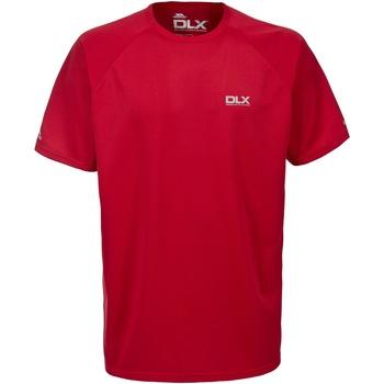 Textiel Heren T-shirts korte mouwen Trespass Harland Rood