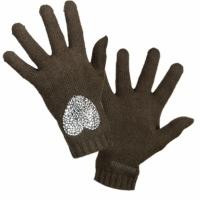 Accessoires Dames Handschoenen Moschino 29849 Groen