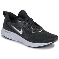 Schoenen Dames Running / trail Nike REBEL REACT Zwart / Wit