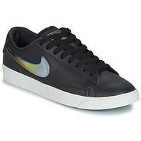 Schoenen Dames Lage sneakers Nike BLAZER LOW LX W Zwart / Zilver