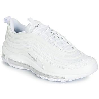 Schoenen Heren Lage sneakers Nike AIR MAX 97 Wit / Grijs