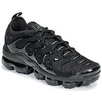 Schoenen Heren Lage sneakers Nike AIR VAPORMAX PLUS Zwart
