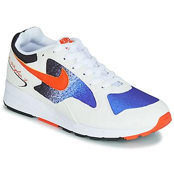 Schoenen Heren Lage sneakers Nike AIR SKYLON II Wit / Blauw / Oranje